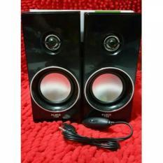 -Speaker Aktif Mini Fleco F-023 Extra Power Sound-Speaker Digital Komputer/HP