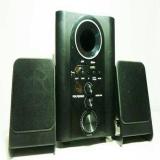 Harga Speaker Aktif Multimedia 2 1 Polysonic S102 Fm Radio Usb Di Dki Jakarta