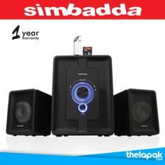 Toko Speaker Aktif Simbadda Cst 2300N Original Online Terpercaya