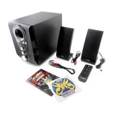 Speaker Aktif Super Woofer Niko NK S21DRB Bluetooth I Radio Fm I USB I SD CARD