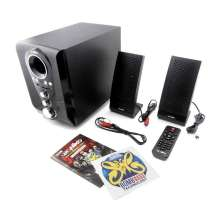 Speaker Aktif Super Woofer Niko NK S21DRB Bluetooth I Radio Fm I USB I SD CARD