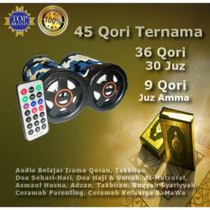 Speaker Al Quran Alquran 45 Qori 16gb Remote Control