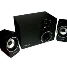 Spesifikasi Speaker Bluetooth Advance Active Subwoofer System M180 Bt Lakuce Terbaru