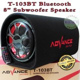 Harga Speaker Bluetooth Advance Karoeke T 103 Bt Advance Ori
