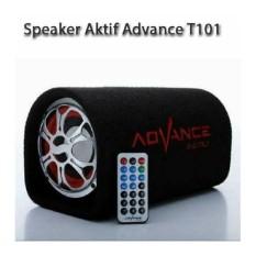 SPEAKER  ADVANCE  T101KF / AUDIO KARAOKE AKTIF