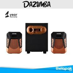 Perbandingan Harga Speaker Bluetooth Aktif Dazumba Dw166X Original Di Jawa Timur