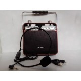 Beli Speaker Bluetooth Fleco Fk06 Mic Ampli Pengeras Suara Radio Fm
