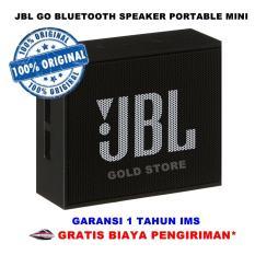 Harga Gold Store Speaker Bluetooth Jbl Go Original Garansi 1 Tahun Ims Speaker Portable Speaker Jbl Speaker Wireless Speaker Mini Murah