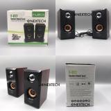 Review Pada Speaker Komputer F017 Fleco 3Bulan Garansi