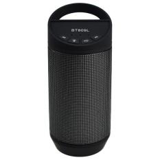 Harga Speaker Bluetooth Led Bt809L Black Baru