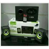 Spesifikasi Speaker Fleco F 2101 Wireless Boombox Musik Audio Bluetooth Terbaru