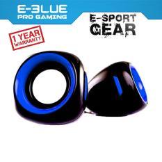 Kualitas Speaker Gaming E Blue Magic Ball Esk007 Garansi Resmi E Blue