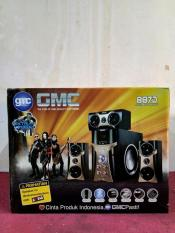 Speaker Gmc 887D.Karaoke.Usb.Bluetooth Murah