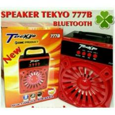SPEAKER GMC PORTABLE TECKYO 777B BLUETOOTH Murah Laptop Pc Hp Speker