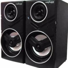 Spesifikasi Speaker Komputer Usb Advance Duo 080 Lengkap Dengan Harga