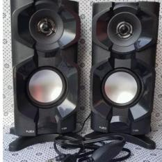 SPEAKER MEGA BASS FLECO F-026 PC KOMPUTER HP TV