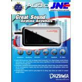 Harga Speaker Mega Bass Super Bass Powerfull Dazumba Audiopad Dazumba Asli