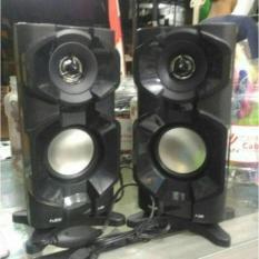 Toko Speaker Mini Mega Bass Fleco F 026 Pc Komputer Hp Tv Lengkap Di Dki Jakarta