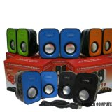 Jual Beli Speaker Mini Multimedia Advance Duo 026