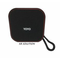 Toko Speaker Portable Bluetooth Dapat Memutar Langsung Dari Kartu Micro Sd Hitam Di Dki Jakarta