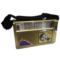 Review Speaker Portable Radio Clasic Multifungsi Lr106 Dki Jakarta