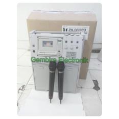 speaker Portable Toa ZW G 810 Cu wireless PA amplifier meeting wireles