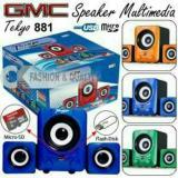 Toko Speaker Teckyo 881 Gmc Murah Usb Micro Sd Murah Di Jawa Barat