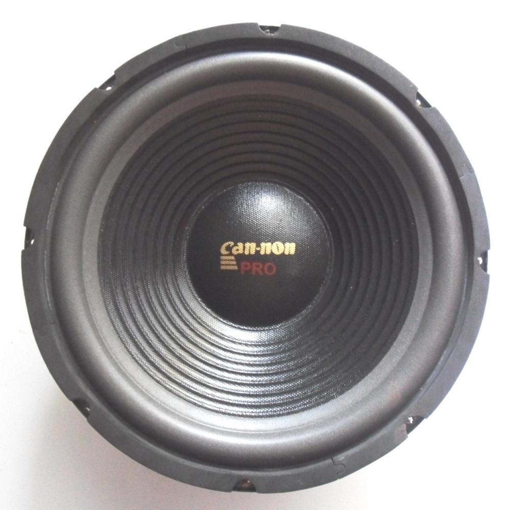 Speaker Woofer Canon Pro 300 Watt 10 inch - Black