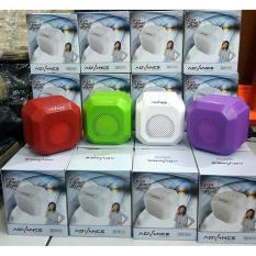 Speakr Advance ES010 Portable / Speaker Murah Speaker Bluetooth