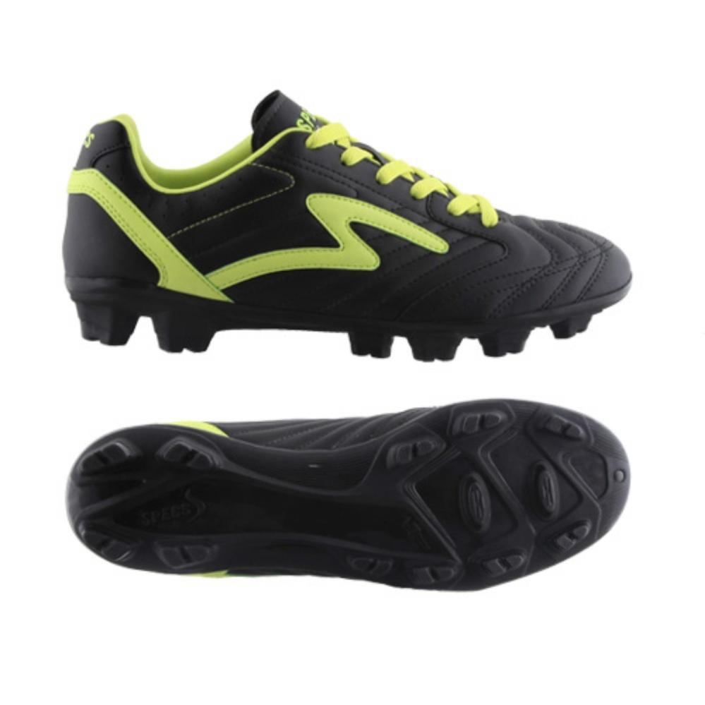Specs Brave Black Electricity | Sepatu Sepak Bola