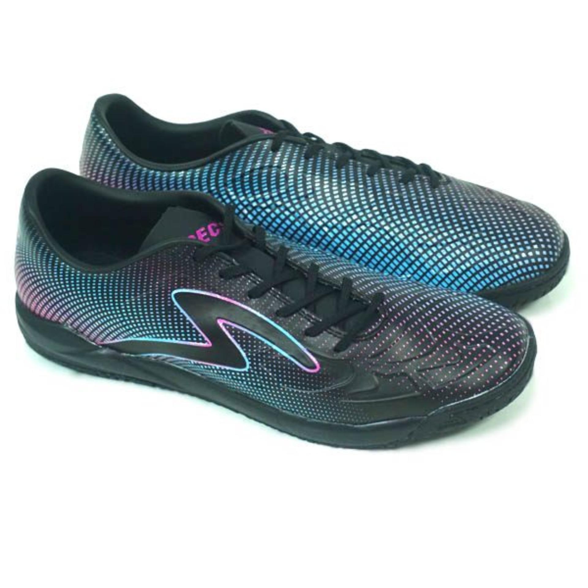 Specs Swervo Thunderbolt In Ultra Violet  Sepatu Futsal