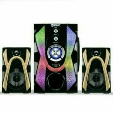 SHARP Active Speaker CBOX-BFM1001U2. Source · SPEKER GMC 886F