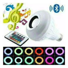 Speker Music Lampu Bluetooth Warna Warni Mitsuyama MS 0707 Dan Remote - Warna Lampu Bisa Di Atur