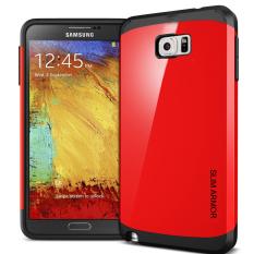Beli Spigen Case For Samsung Note 5 Red Armor Online Terpercaya