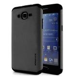 Spesifikasi Spigen Case Samsung Galaxy Grand Prime Hitam Merk Spigen