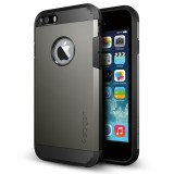 Spigen For Iphone 6 Plus 6S Plus Case Tough Armor Gunmetal Promo Beli 1 Gratis 1