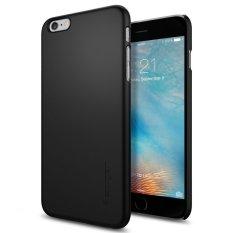 Toko Spigen Iphone 6 6S Case Thin Fit Hybrid Hitam Spigen Online