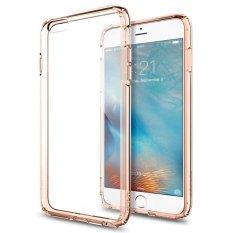 Cara Beli Spigen Iphone 6 6S Case Ultra Hybrid Rose Crystal