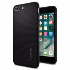Jual Spigen Iphone 7 Plus Liquid Armor Original Black Import