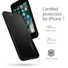Toko Spigen Liquid Armor Iphone 7 Plus Black Di North Sumatra