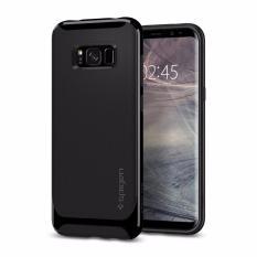 Jual Spigen Neo Hybrid Case For Galaxy S8 Plus Shiny Black Spigen Grosir