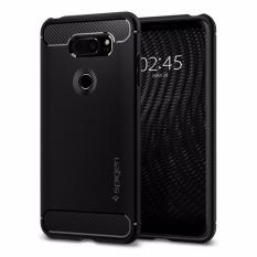 Spesifikasi Spigen Rugged Armor Case For Lg V30 Black
