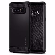 Spigen Samsung Galaxy Note8 / Note 8 Case Rugged Armor - Matte Black