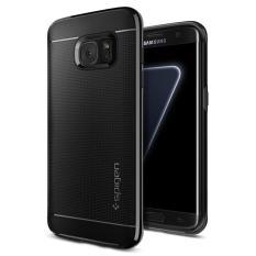 Tips Beli Spigen Samsung Galaxy S7 Edge Case Neo Hybrid Black Pearl Yang Bagus