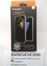 SPIGEN Samsung Galaxy S7 FLAT Case Crystal Shell ORIGINAL 555CS20098