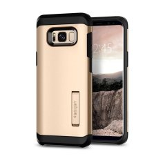 Jual Spigen Samsung Galaxy S8 Case Tough Armor Gold Maple Termurah