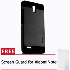 Harga Spigen Sgp Slim Armor Xiaomi Redmi Note Dark Grey Free Screen Guard Spigen Baru