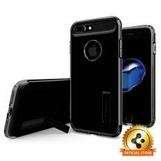 Spigen Slim Armor Case Iphone 8 Plus Jet Black
