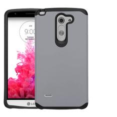 Spigen Slim Armor Case LG G3 Stylus - Abu-abu