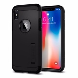 Promo Spigen Tough Armor Case For Iphone X Matte Black Jawa Timur
